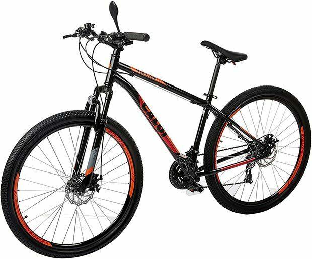Bicicleta Caloi Vulcan Aro 29 com 21 Velocidades