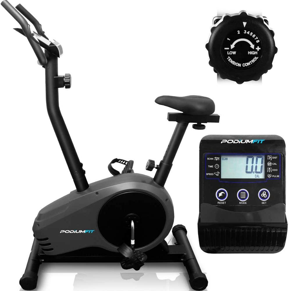 Bicicleta Ergométrica PodiumFit V300 Magnética