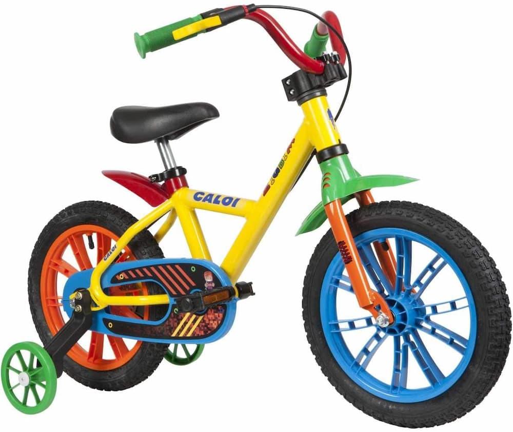 Bicicleta Infantil aro 14 Caloi Zigbim Nathor