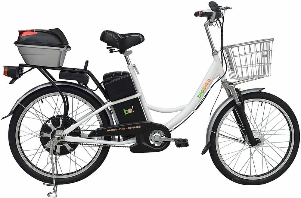 Bicicleta Elétrica Biobike CONFORT Aro 24