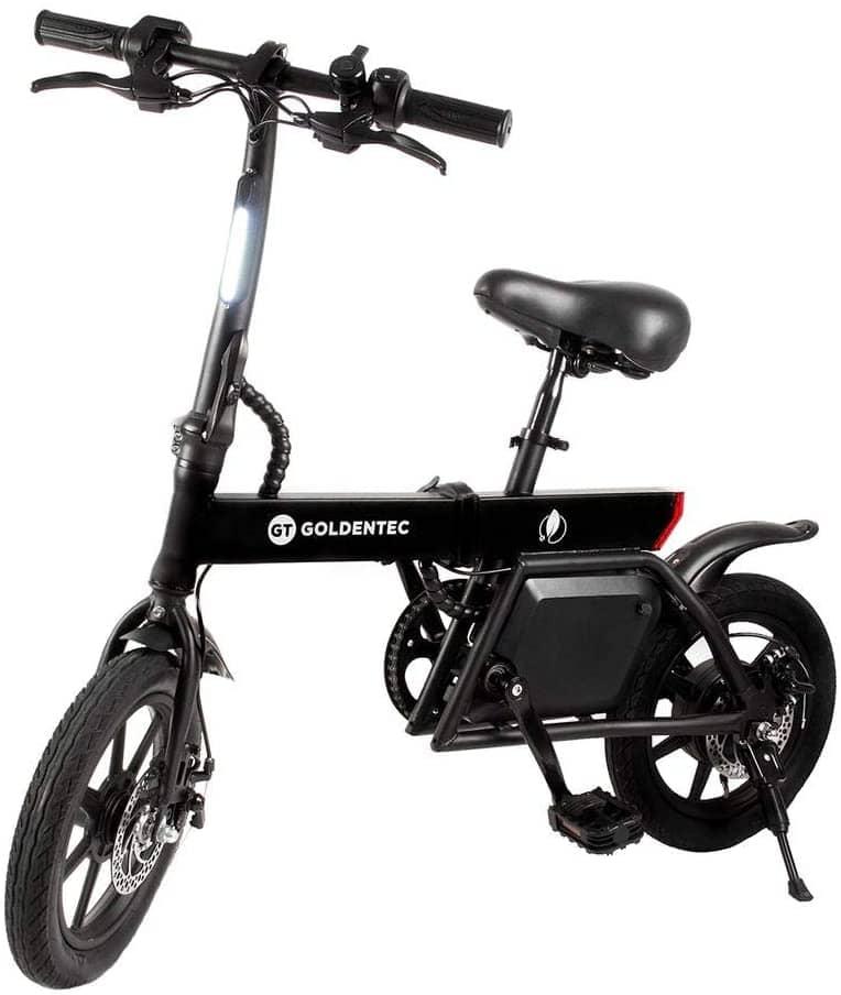 Bicicleta Elétrica Dobrável GT MOB
