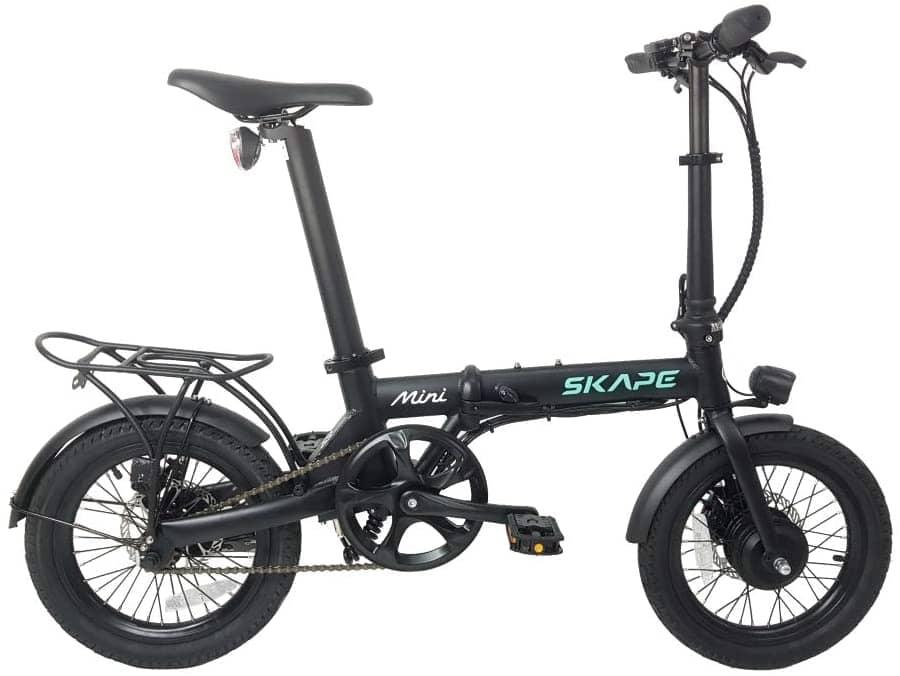 Bicicleta Elétrica Dobrável Skape Mini 3 – c/Câmbio Shimano Nexus 3-250W