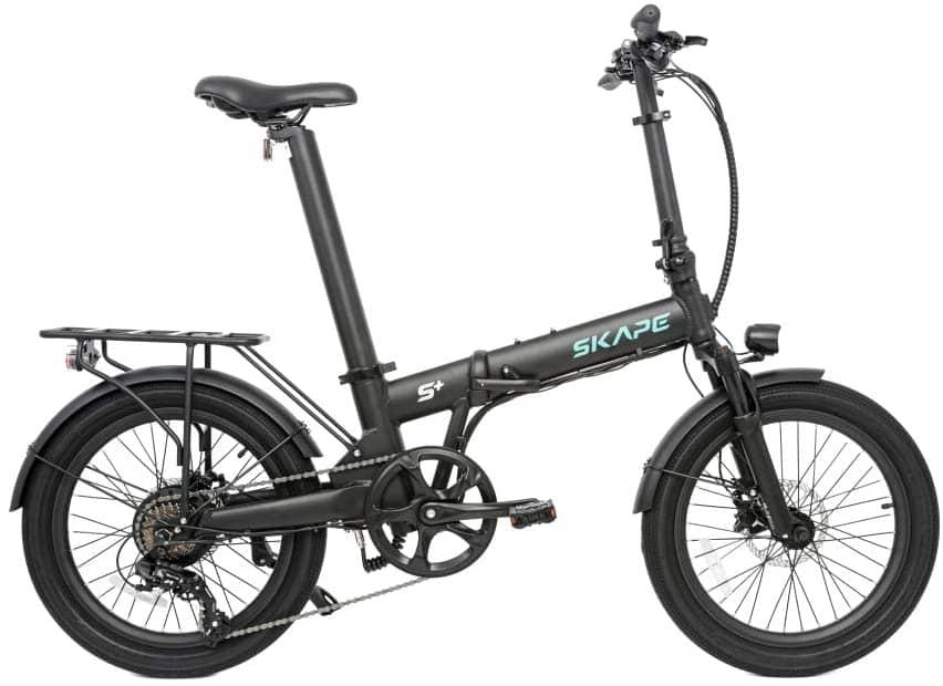 Bicicleta Elétrica Dobrável Skape S Plus - 350W