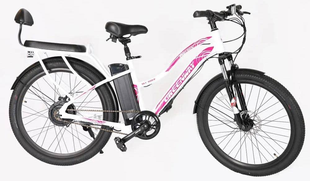 Bicicleta Elétrica e-bike Hive GreenWay Classic