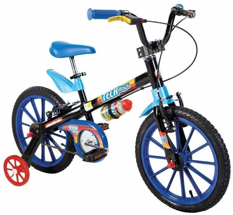 Bicicleta Tech Boy Aro 16 Nathor