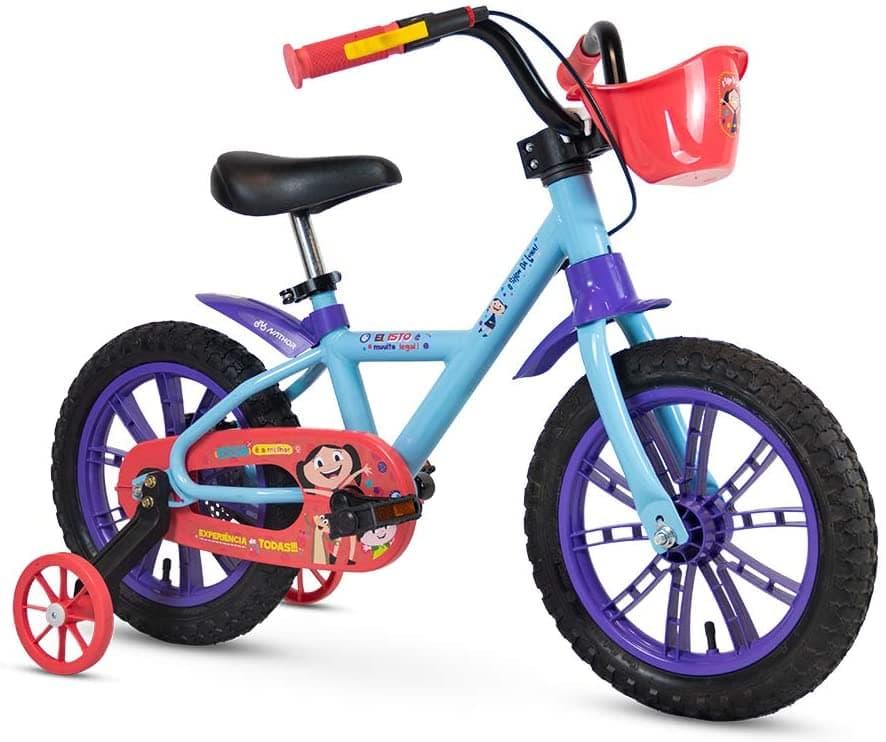 Bicicleta aro 14 show da Luna
