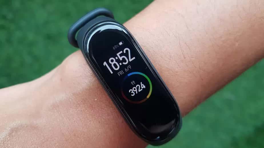 Xiaomi Mi Band - pulseira inteligente