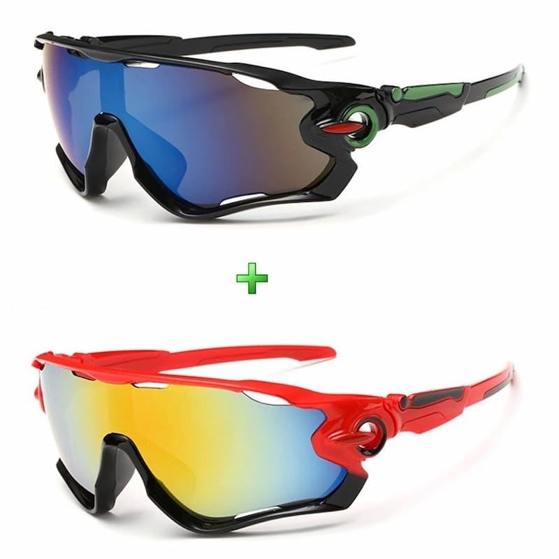 Óculos Bike Ciclismo Proteção Uv Mtb Speed