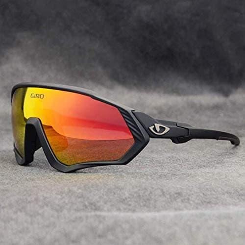 Óculos De Ciclismo Giro 5 Lentes MTB Speed Esporte UV400