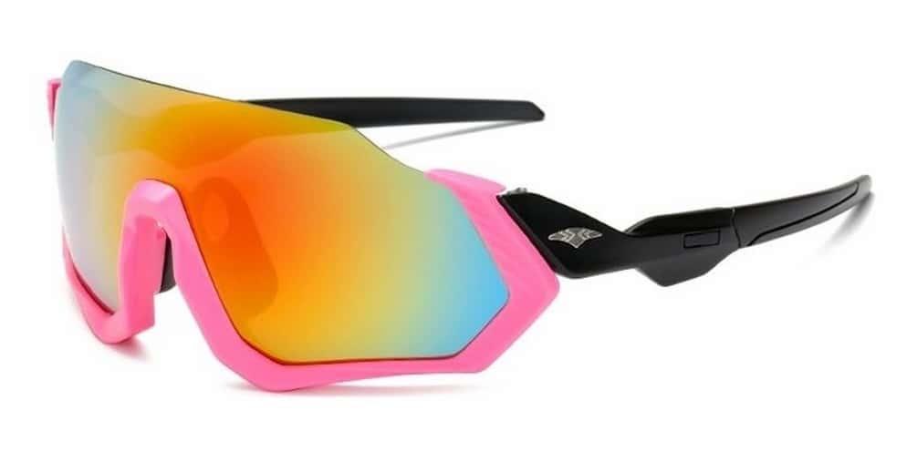 Óculos De Sol Bike Ciclismo Esportivo Proteção Uv Espelhado