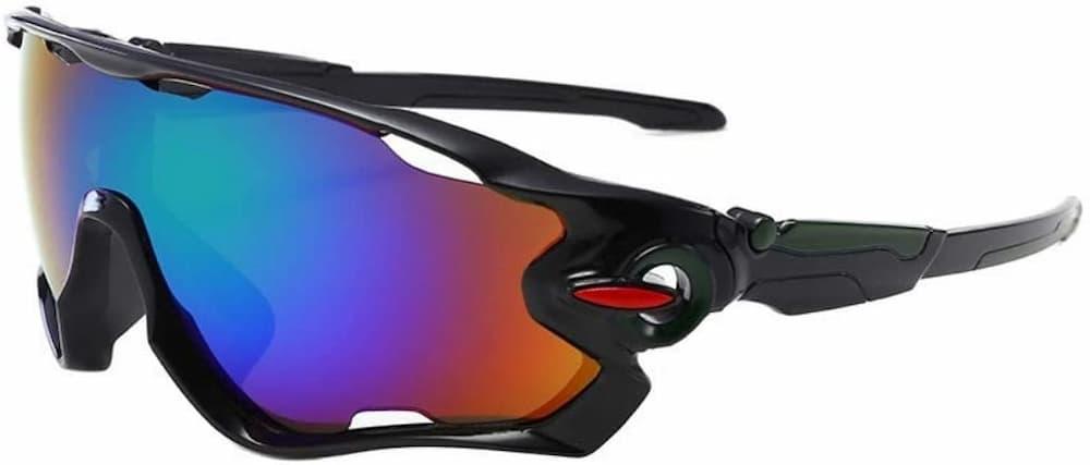 Óculos de Sol Bike Ciclismo Unissex Esportivo Proteção Uv Espelhado